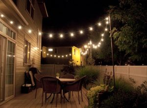 Creating Outdoor Patio Lighting Harmons Furniture